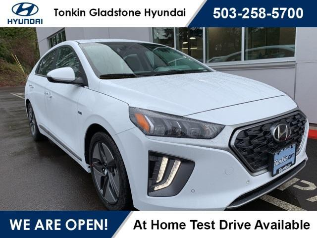 new 2020 Hyundai Ioniq Hybrid car, priced at $28,256