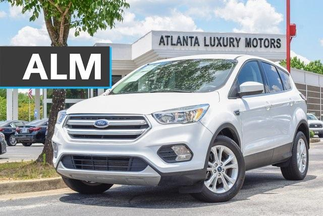 used 2019 Ford Escape car, priced at $17,488