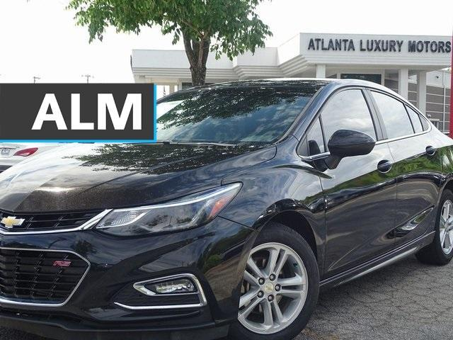 used 2016 Chevrolet Cruze car, priced at $14,960