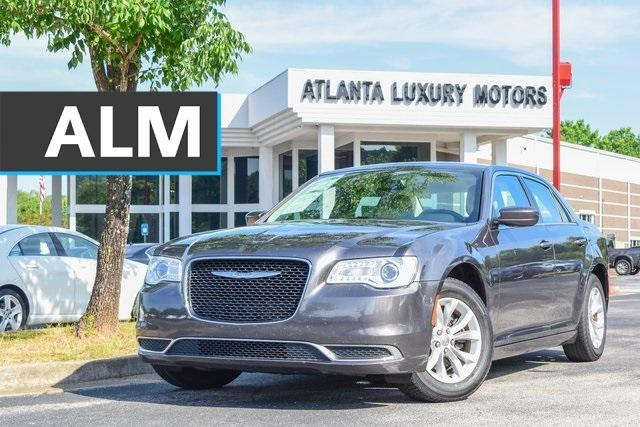 used 2015 Chrysler 300 car, priced at $14,960