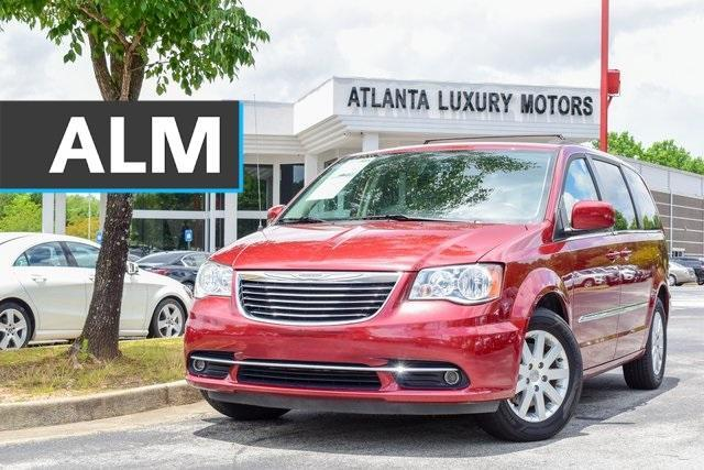 used 2016 Chrysler Town & Country car, priced at $14,460