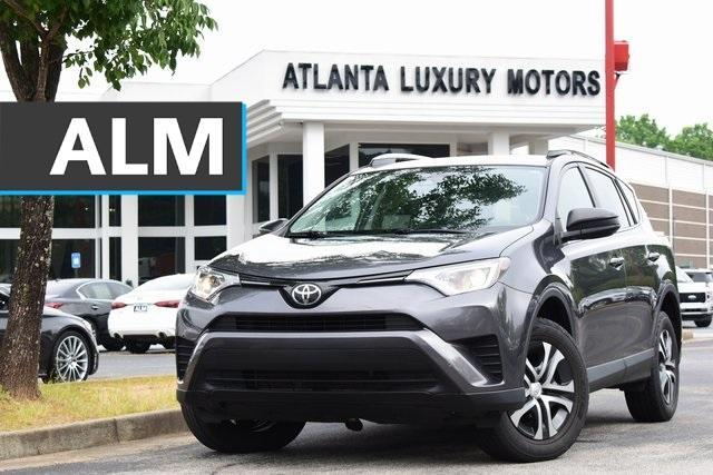 used 2017 Toyota RAV4 car, priced at $18,960