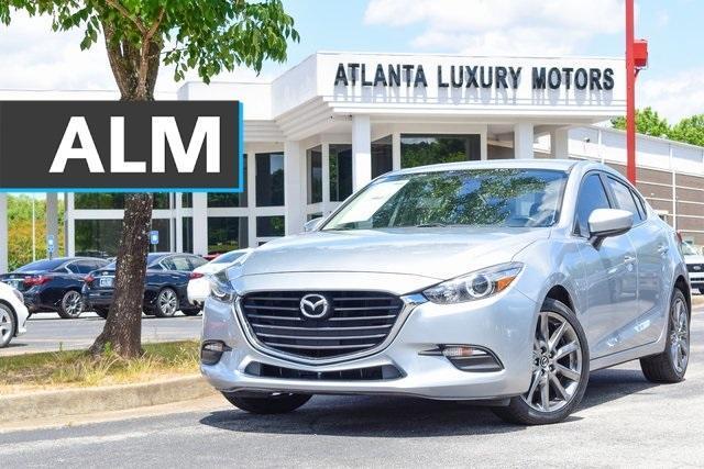 used 2018 Mazda Mazda3 car, priced at $19,460