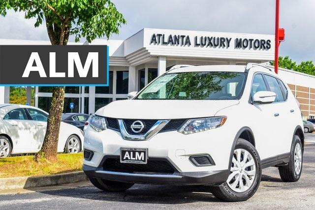 used 2016 Nissan Rogue car, priced at $17,760
