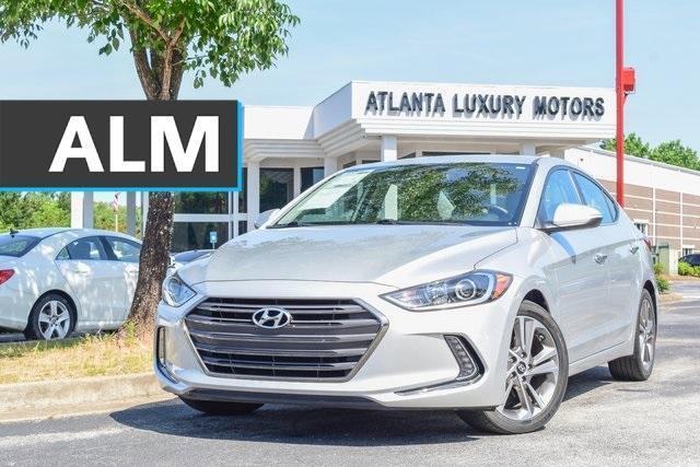 used 2017 Hyundai Elantra car, priced at $17,460