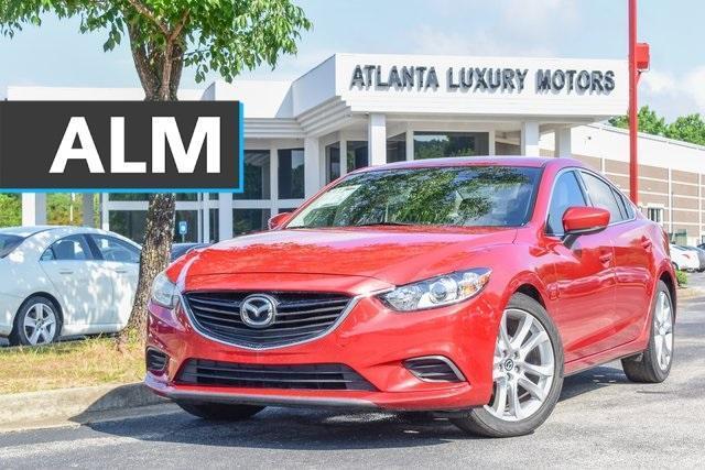 used 2017 Mazda Mazda6 car, priced at $13,960