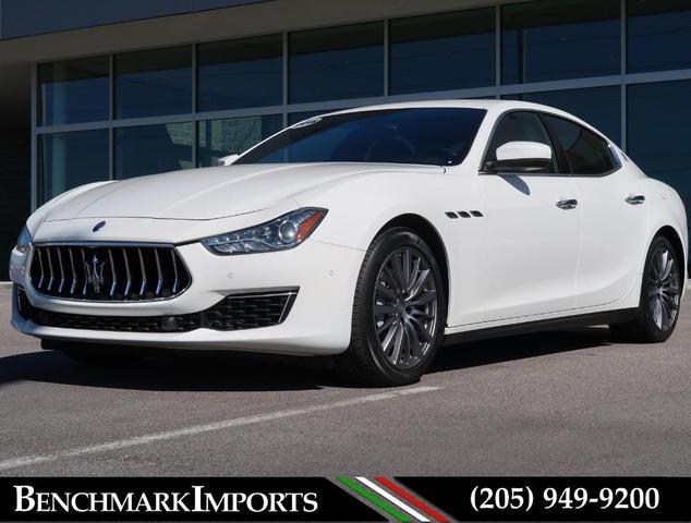 used 2018 Maserati Ghibli car, priced at $42,400