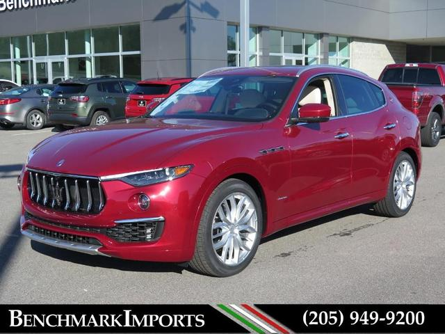 new 2020 Maserati Levante car