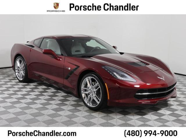 used 2019 Chevrolet Corvette car, priced at $62,100