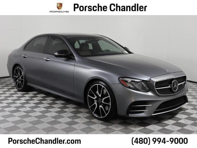 used 2017 Mercedes-Benz AMG E 43 car, priced at $48,500