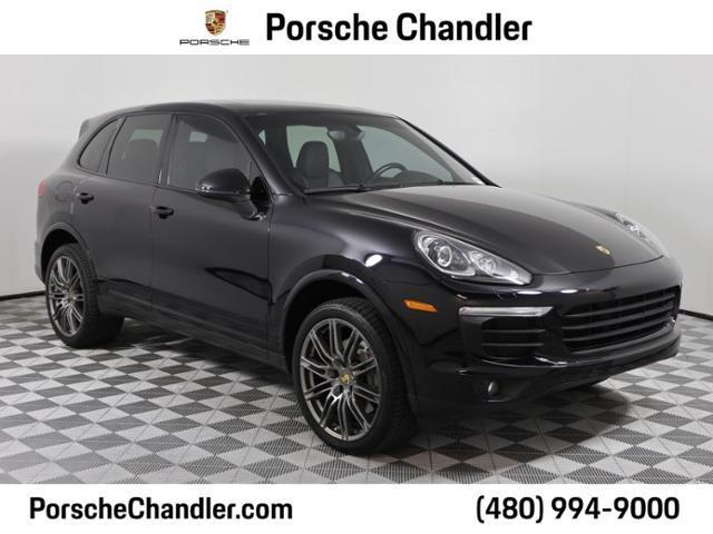 used 2017 Porsche Cayenne car, priced at $50,700