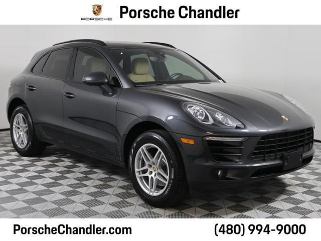 used 2018 Porsche Macan car, priced at $49,700