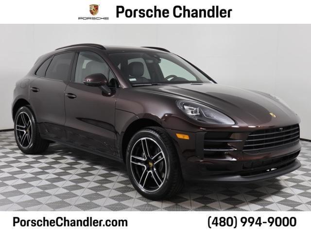 new 2021 Porsche Macan car, priced at $68,540