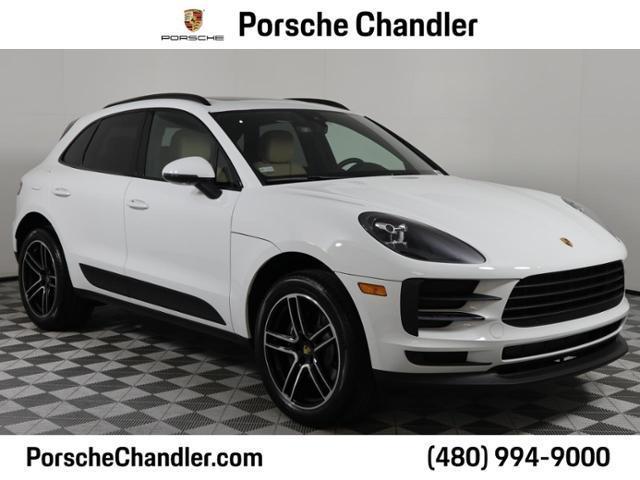 new 2021 Porsche Macan car, priced at $61,460