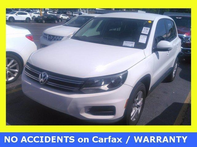 used 2014 Volkswagen Tiguan car, priced at $12,500