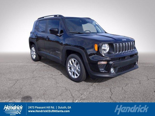 new 2021 Jeep Renegade car, priced at $20,999