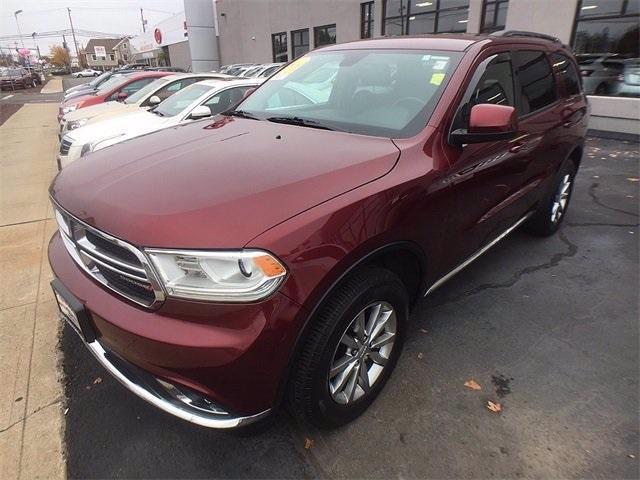 used 2017 Dodge Durango car, priced at $23,998