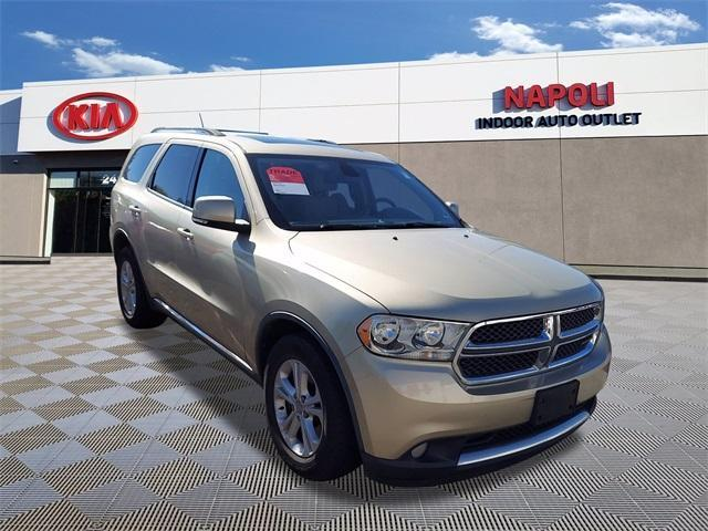 used 2011 Dodge Durango car, priced at $13,896