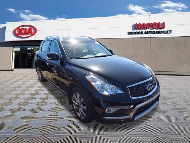 used 2017 INFINITI QX50 car, priced at $23,997
