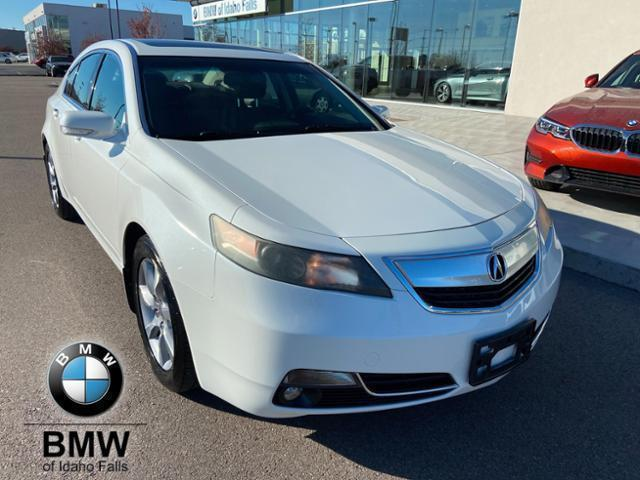 used 2012 Acura TL car, priced at $15,995