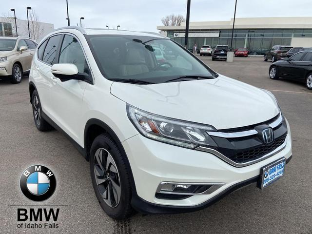 used 2015 Honda CR-V car, priced at $20,996
