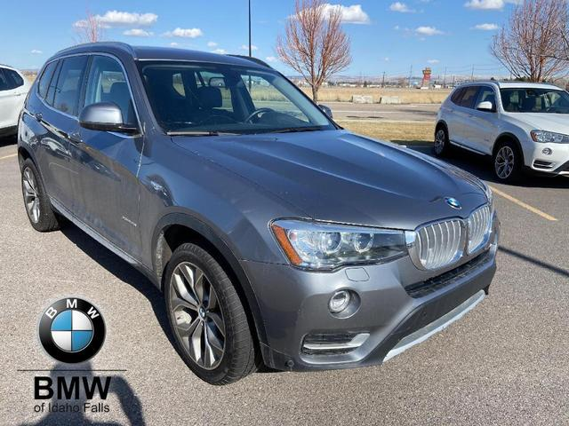 used 2016 BMW X3 car, priced at $20,995