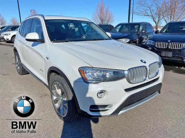 used 2017 BMW X3 car, priced at $18,900