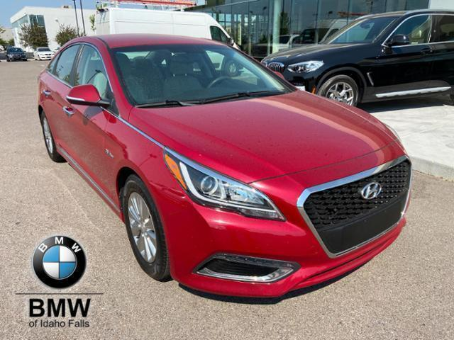 used 2016 Hyundai Sonata Hybrid car, priced at $13,975