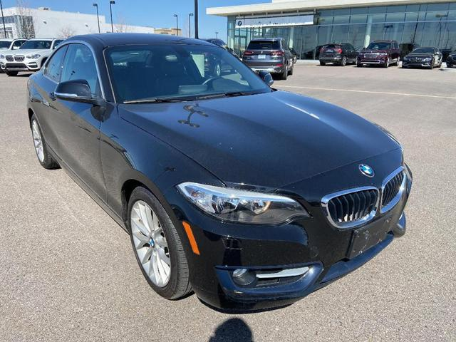 used 2016 BMW 228 car, priced at $21,996