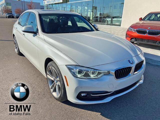 used 2017 BMW 330 car, priced at $28,796