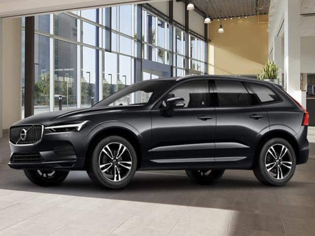 new 2021 Volvo XC60 car, priced at $55,310