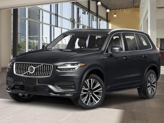 new 2021 Volvo XC90 car, priced at $67,625