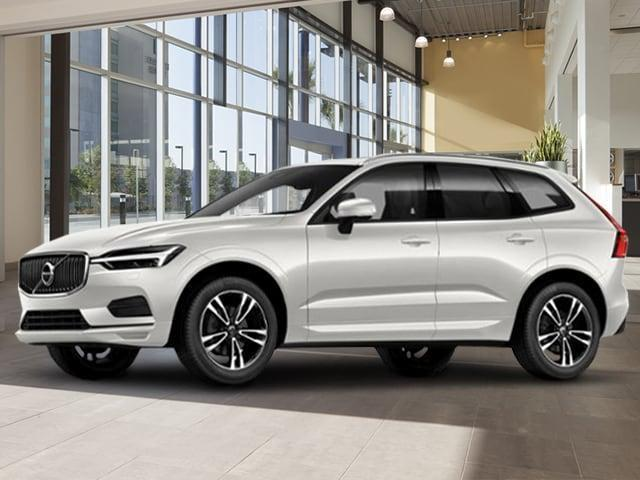 new 2021 Volvo XC60 car, priced at $54,010