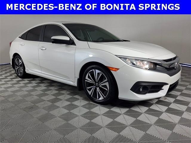 used 2016 Honda Civic car, priced at $16,988