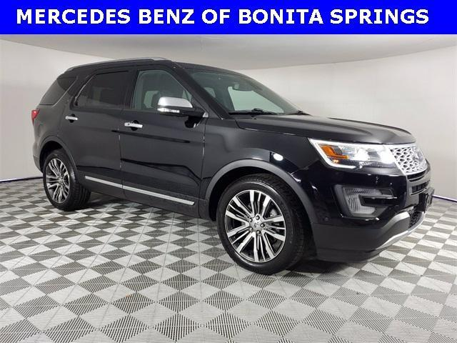 used 2017 Ford Explorer car, priced at $32,237