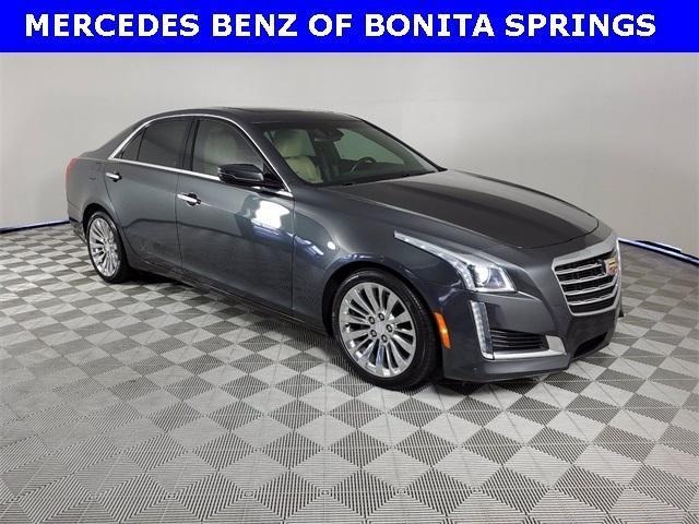used 2018 Cadillac CTS car, priced at $30,869