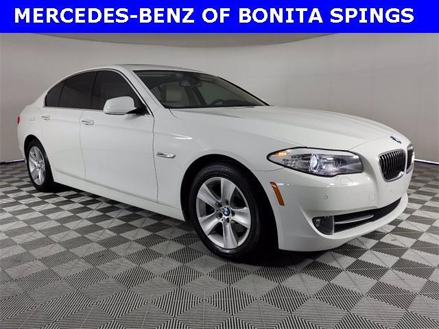 used 2013 BMW 528 car, priced at $18,517