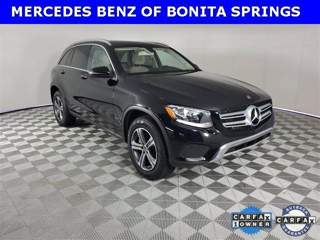 used 2019 Mercedes-Benz GLC 300 car, priced at $38,128