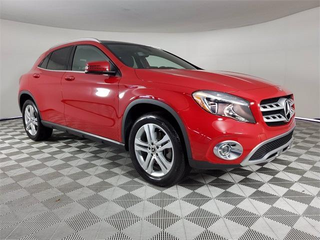 used 2018 Mercedes-Benz GLA 250 car, priced at $33,335