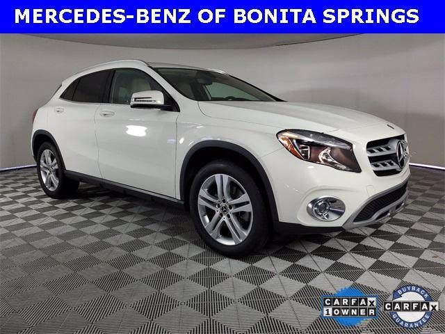 used 2018 Mercedes-Benz GLA 250 car, priced at $29,336