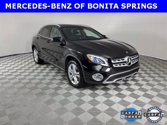 used 2019 Mercedes-Benz GLA 250 car, priced at $30,894