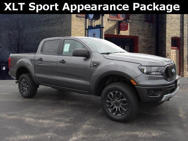 new 2021 Ford Ranger car, priced at $37,800