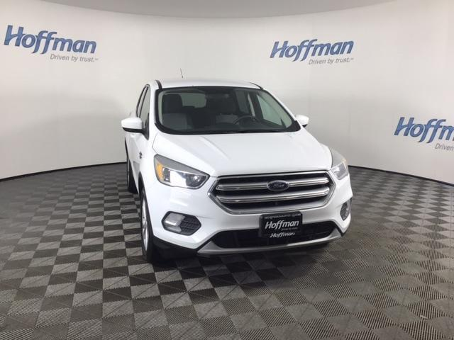 used 2017 Ford Escape car, priced at $13,498