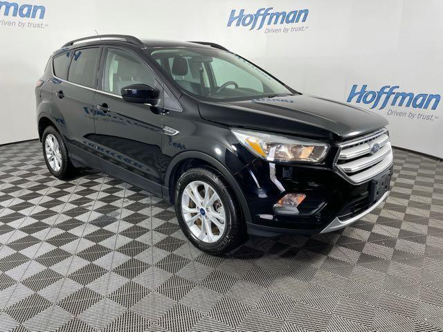 used 2018 Ford Escape car, priced at $19,998