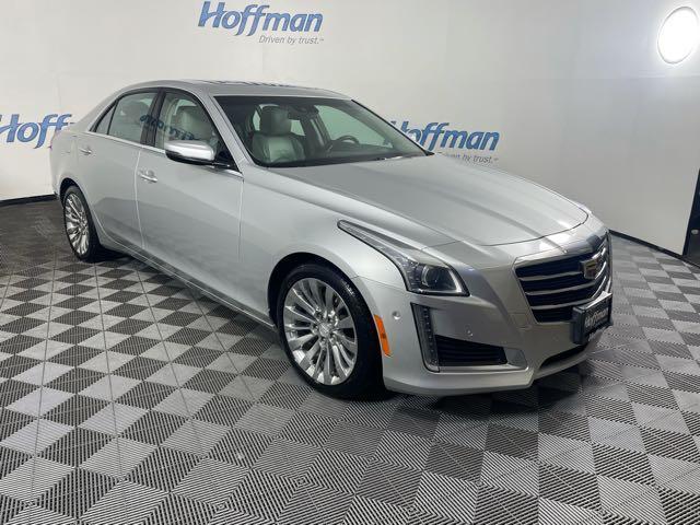 used 2015 Cadillac CTS car, priced at $22,998