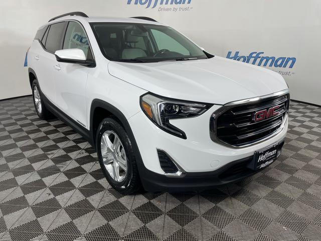 used 2018 GMC Terrain car, priced at $21,998