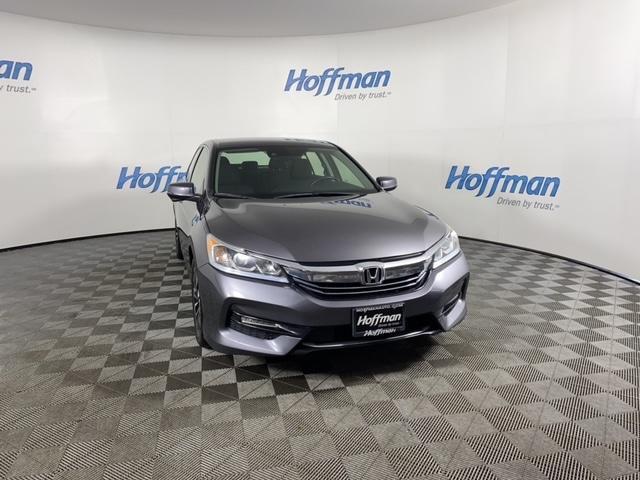used 2017 Honda Accord Hybrid car, priced at $18,498