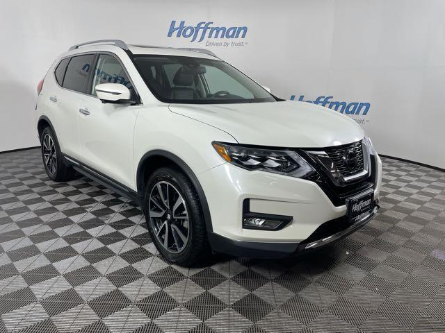 used 2018 Nissan Rogue car, priced at $24,798