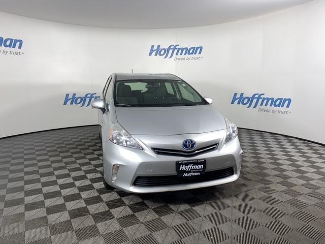 used 2012 Toyota Prius v car, priced at $9,498