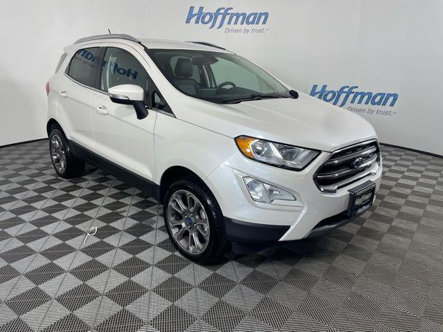 used 2019 Ford EcoSport car, priced at $23,898